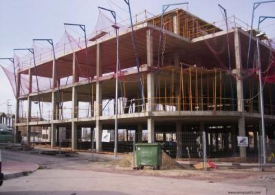 Promoción 18 viviendas