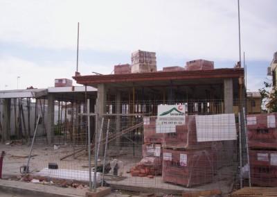 Construcción de vivienda tipo chalet