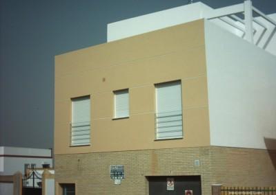 Construcción promoción 2 viviendas