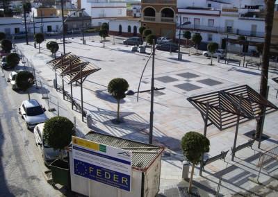 Reurbanización de Plaza