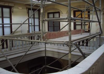 Reformas en edificio administrativo